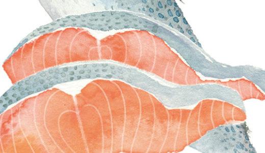 魚介のイラスト(画像9点)